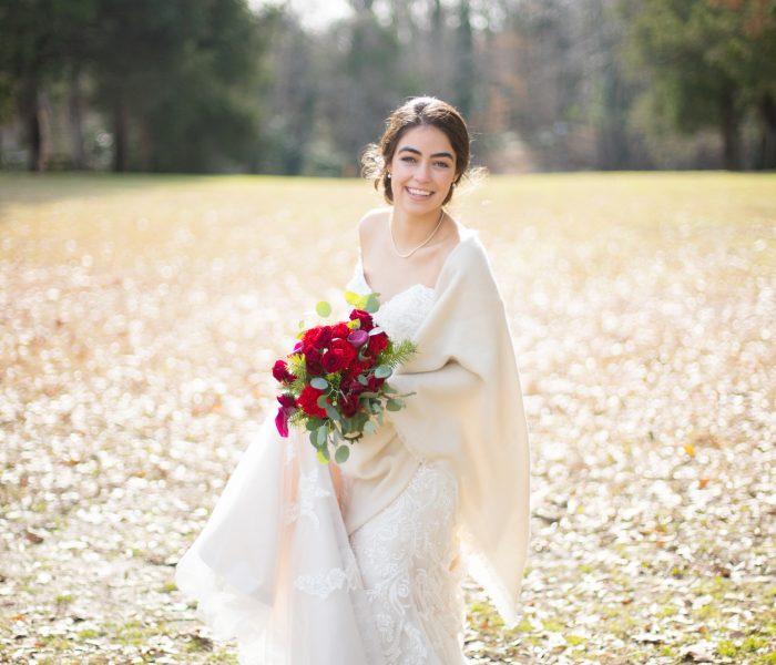 Abby Bridal Portraits | Colonial Williamsburg Wedding Photographer