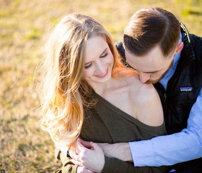 Erica & Jim | Old Town Alexandria Engagement | Alexandria Wedding Photographer
