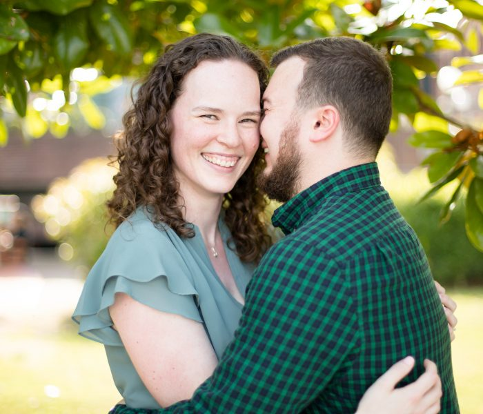 Molly & Austen | Old Town Alexandria Engagement | Alexandria Wedding Photographer