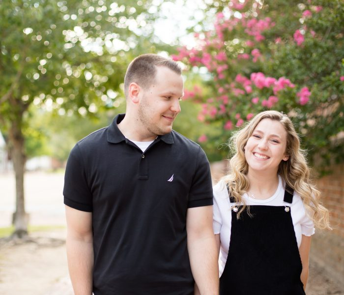 Elizabeth & Schuyler | Colonial Williamsburg Engagement | Williamsburg Wedding Photographer