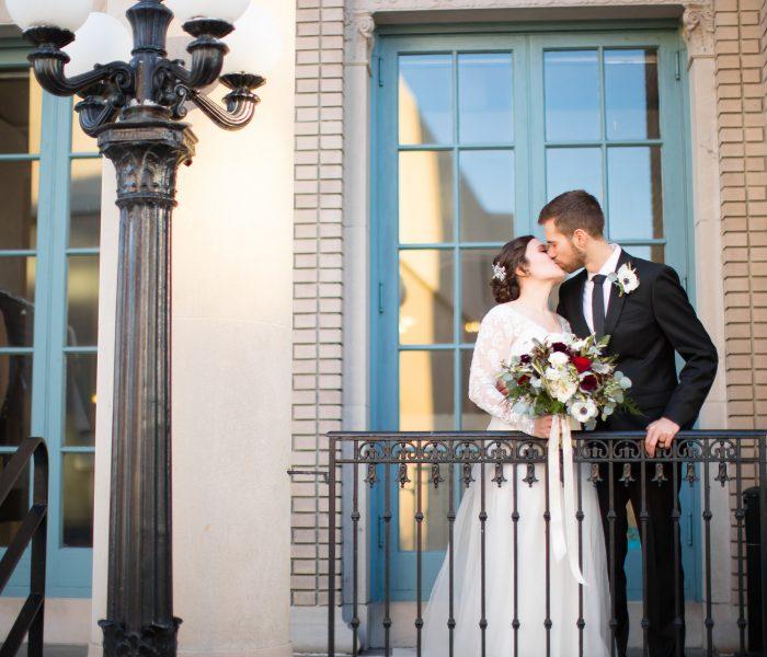 Melissa & Daniel | The Historic Post Office | Hampton Wedding Photographer