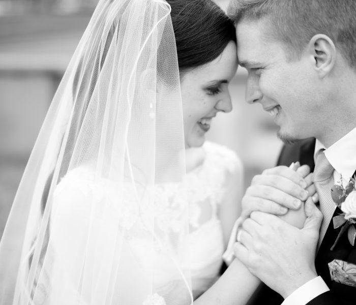 Heather & Jamie | Community Baptist Church | Chantilly Wedding Photographer