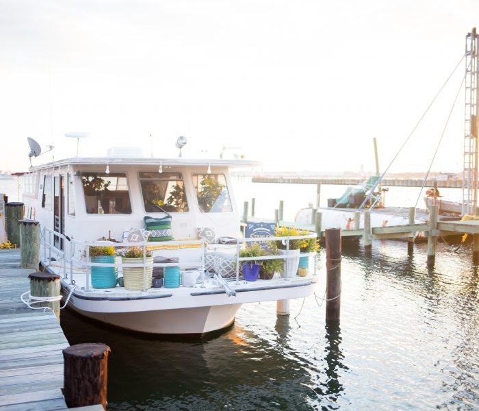 Houseboat Getaway | Stanley Leigh