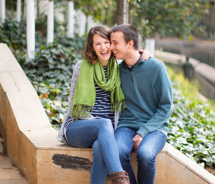 Kristen & Jonathan | Riverside Engagement Session | International Wedding Photographer