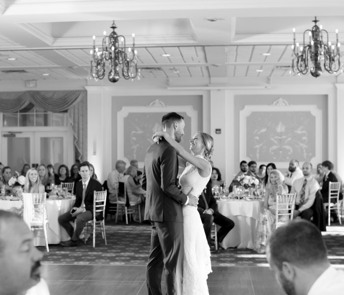 Erica & Jim | Two Rivers Country Club | Williamsburg Wedding Photographer
