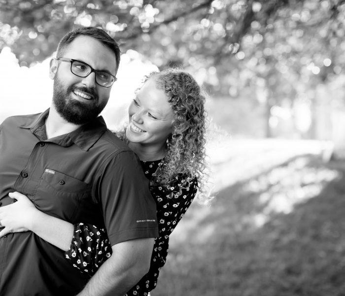 April & Vince | Colonial Williamsburg Engagement | Williamsburg Wedding Photographer
