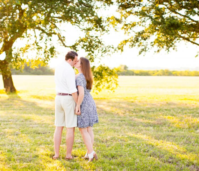 Madi & Nick | Fort Monroe Engagement Session | Hampton Wedding Photographer