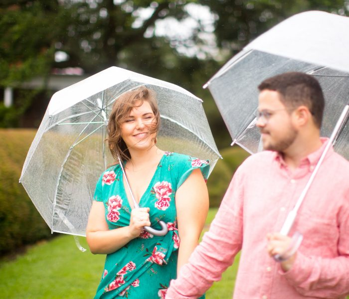 Emily & Stephen | Fort Monroe Engagement | Hampton Wedding Photographer
