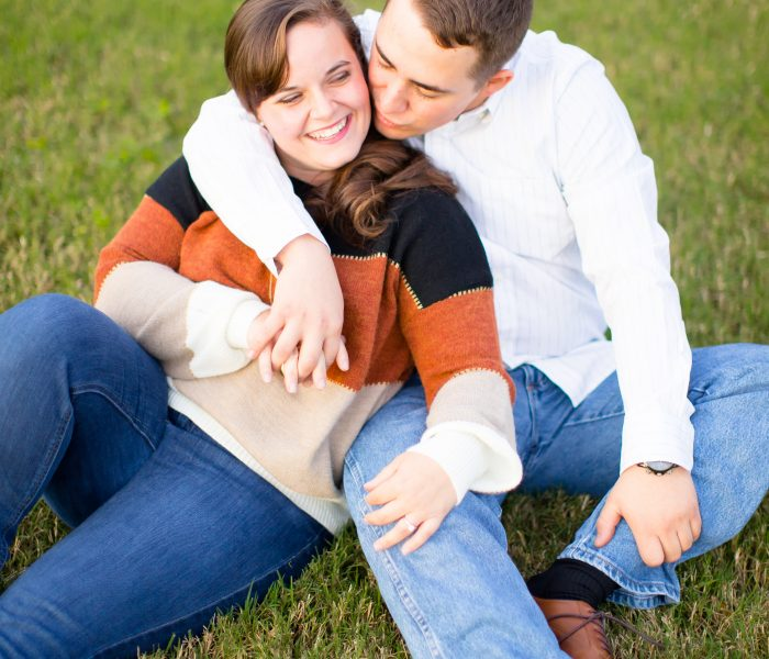 Beth Ann & Brett | Fort Monroe Engagement Session | Hampton Wedding Photographer