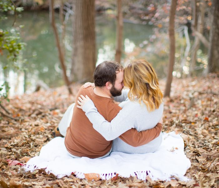 Kailey & Alan | Just Married | Noland Trail and Lion's Bridge | Newport News Wedding Photographer