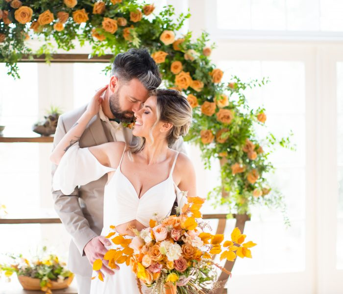 Earthy Fall Styled Shoot | Woman's Club of Portsmouth | Portsmouth Wedding Photographer