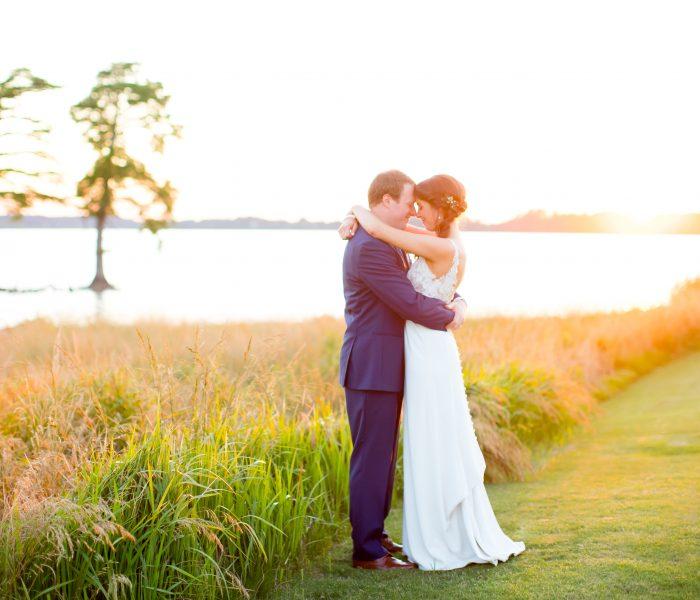 Caitlin & Ryan   Two Rivers Country Club Wedding   Williamsburg Wedding Photographer